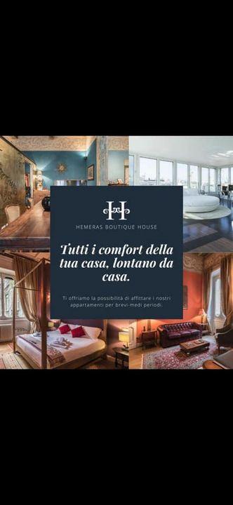 HEMERAS LONG TERM RENT Affittasi appartamenti di varia metratura in centro a Milano, canone mensile incluso di tutte le ...